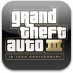 یاری Grant Theft Auto III بۆ ئایفۆن و ئایپاد