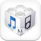 iOS 5.1 دابگرە