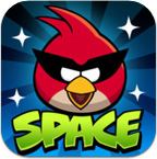 Angry Birds Space کەوتە AppStore ەوە.