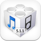 iOS 5.1.1 دابگرە